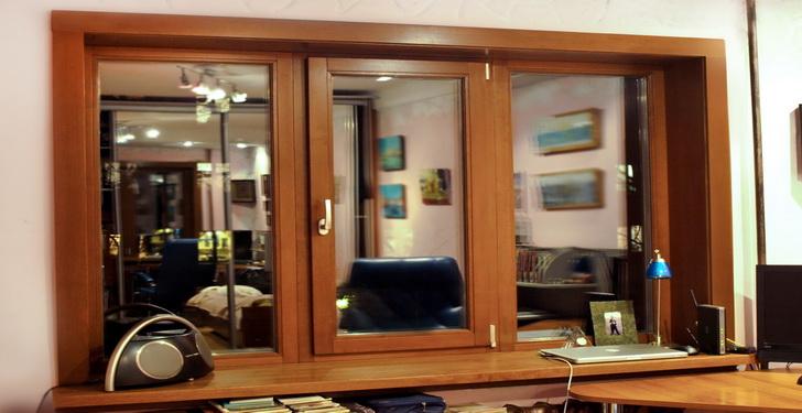 Деревянные окна и деревянные стеклопакеты