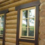 Современные деревянные окна для дома и дачи