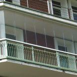 Типы остекления балконов и лоджий