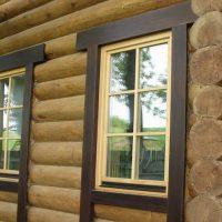 Как можно утеплить деревянные окна на зиму