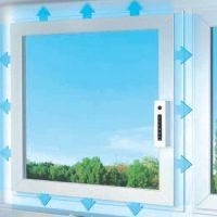 Мытье пластиковых окон и фасадов